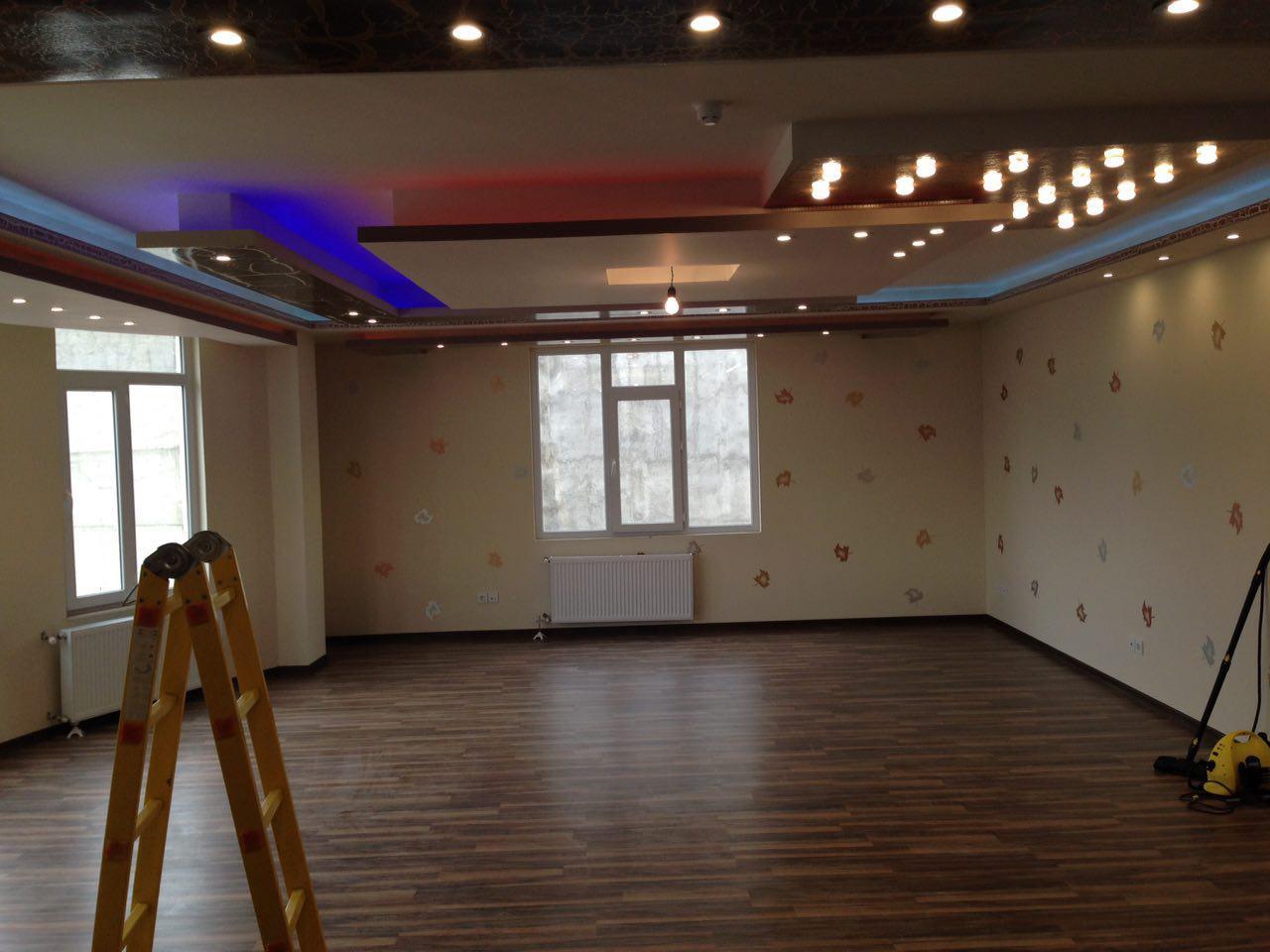 فروش طبقه چهارم از آپارتمان 8 طبقه در میدان جانبازان