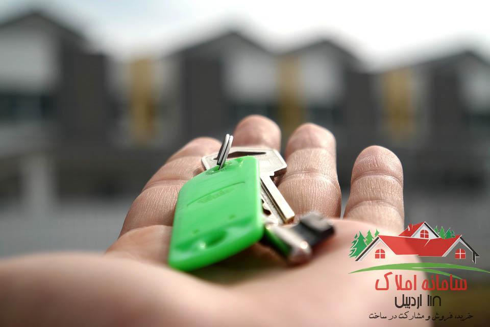 فروش طبقات 2و5 از آپارتمان 6 طبقه در یعقوبیه