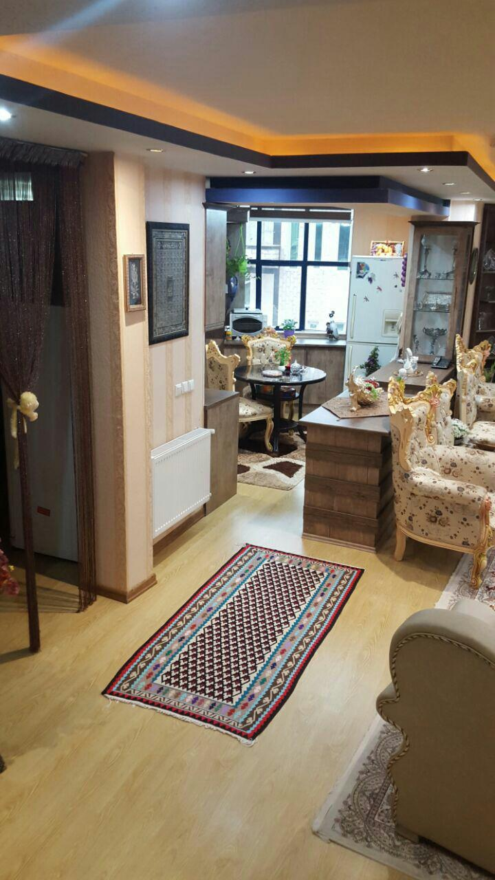 فروش طبقه سوم و چهارم دوبلکس از آپارتمان 5 طبقه 8 واحده در شهرک آزادی