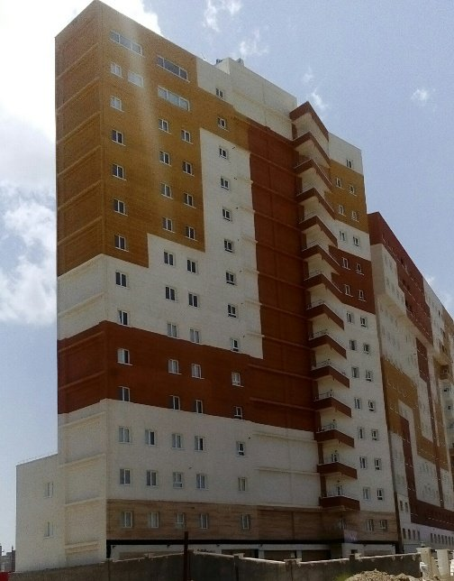 فروش طبقه ششم از برج مهتاب در خیابان مالک اشتر