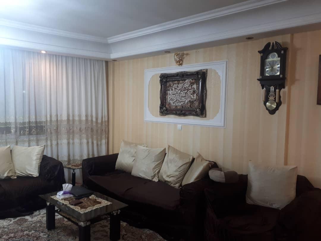 فروش طبقه چهارم از آپارتمان 4طبقه(8واحد) در شهرک رضوان