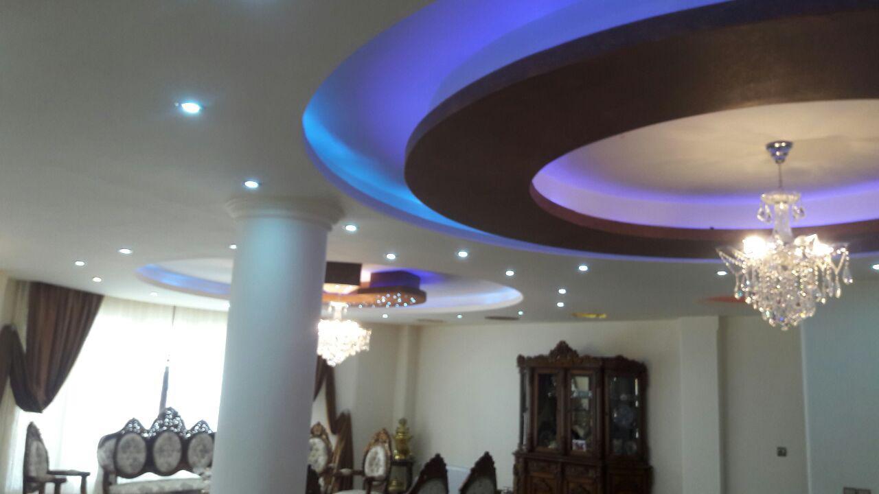 فروش طبقه دوم از آپارتمان هفت طبقه در شهرک ازادی
