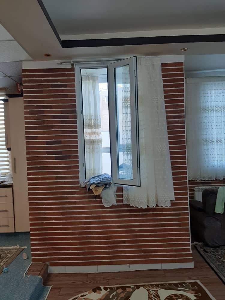 فروش طبقه سوم از آپارتمان 5 طبقه در دانش
