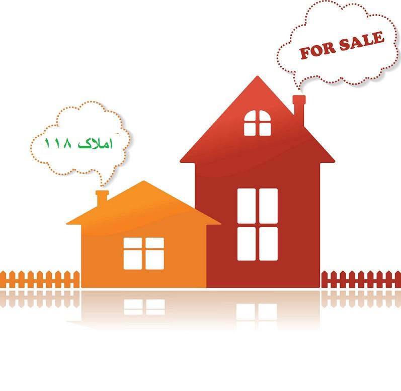 فروش طبقات 2و3 از آپارتمان 3 طبقه در دانش