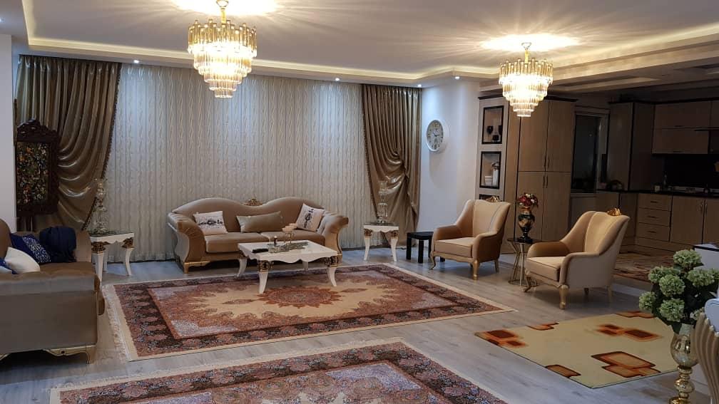 فروش طبقه سوم از آپارتمان 7 طبقه در شهرک حافظ