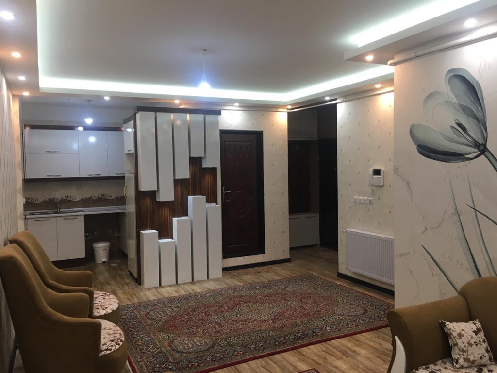 فروش طبقه ششم از آپارتمان 6 طبقه (24واحد) در سرعین