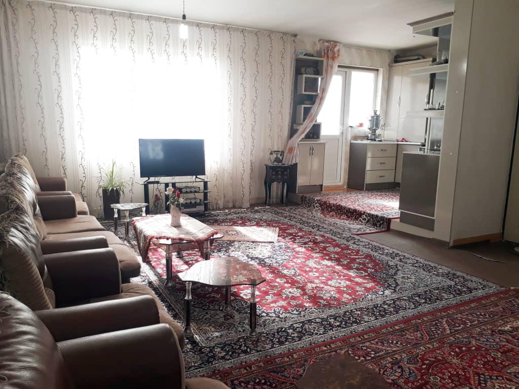فروش طبقه چهارم از آپارتمان 4 طبقه (8واحد) در شهرک نیایش