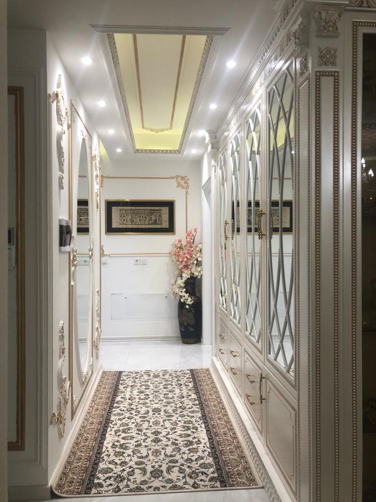 فروش طبقه دوم از آپارتمان 6 طبقه در شهرک حافظ
