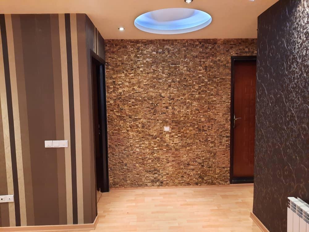 فروش یکجا آپارتمان پیلوت 3 طبقه در میدان ججین