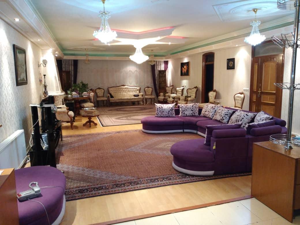 فروش طبقه اول از آپارتمان 4 طبقه در ایستگاه سرعین