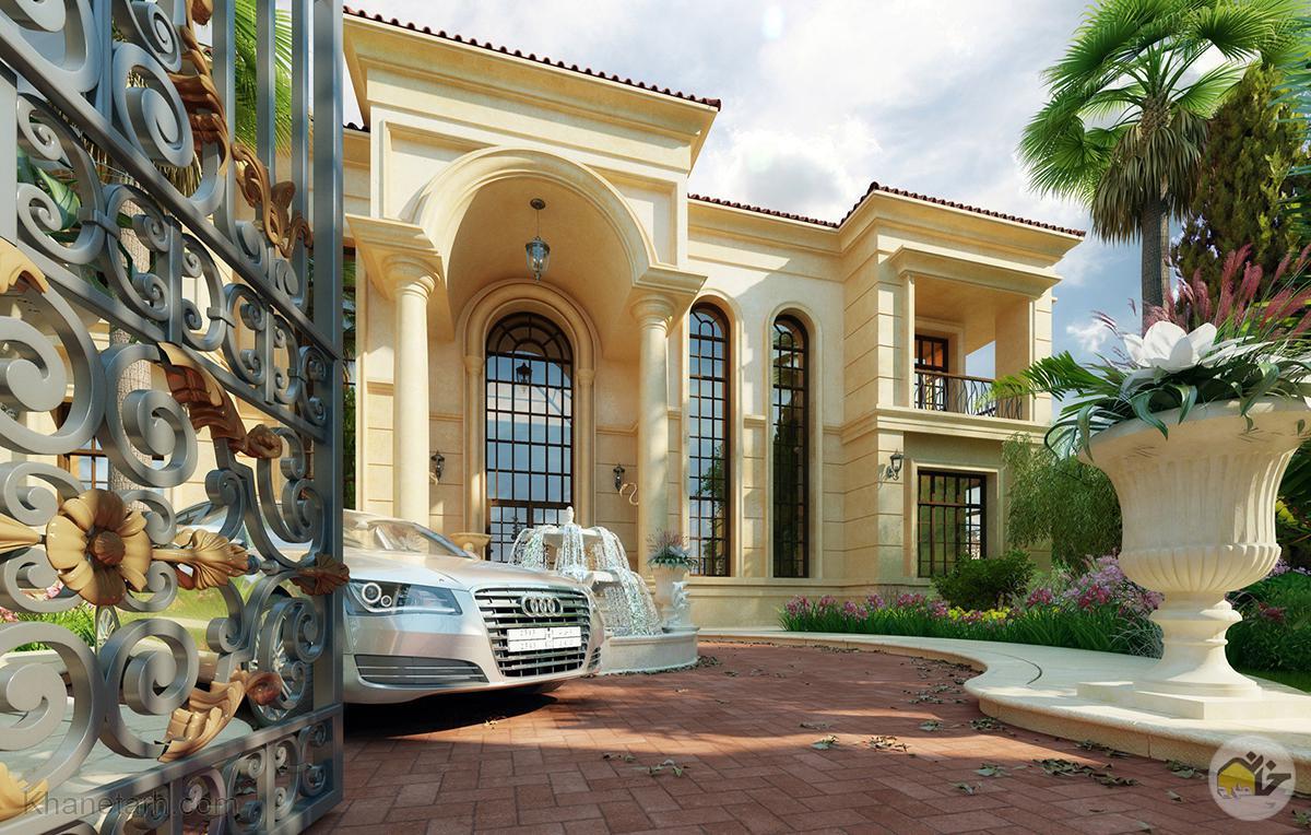 فروش خانه ویلایی 3 طبقه در شهرک رضوان